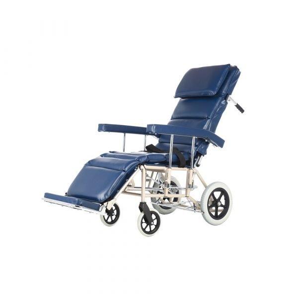 wheelchair adjustable footrest