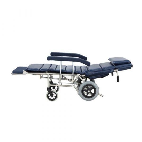 wheelchair reclining 180 degree